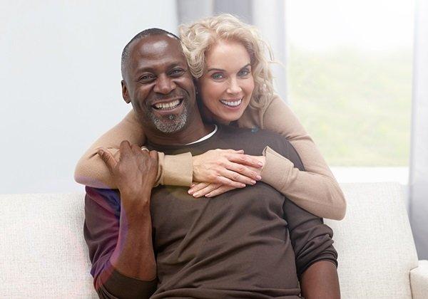 inter racial couple