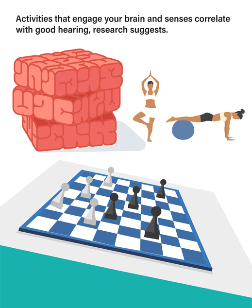 clip art chess, puzzles and yoga