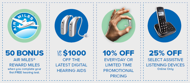 hearing healthcare exclusive coupons
