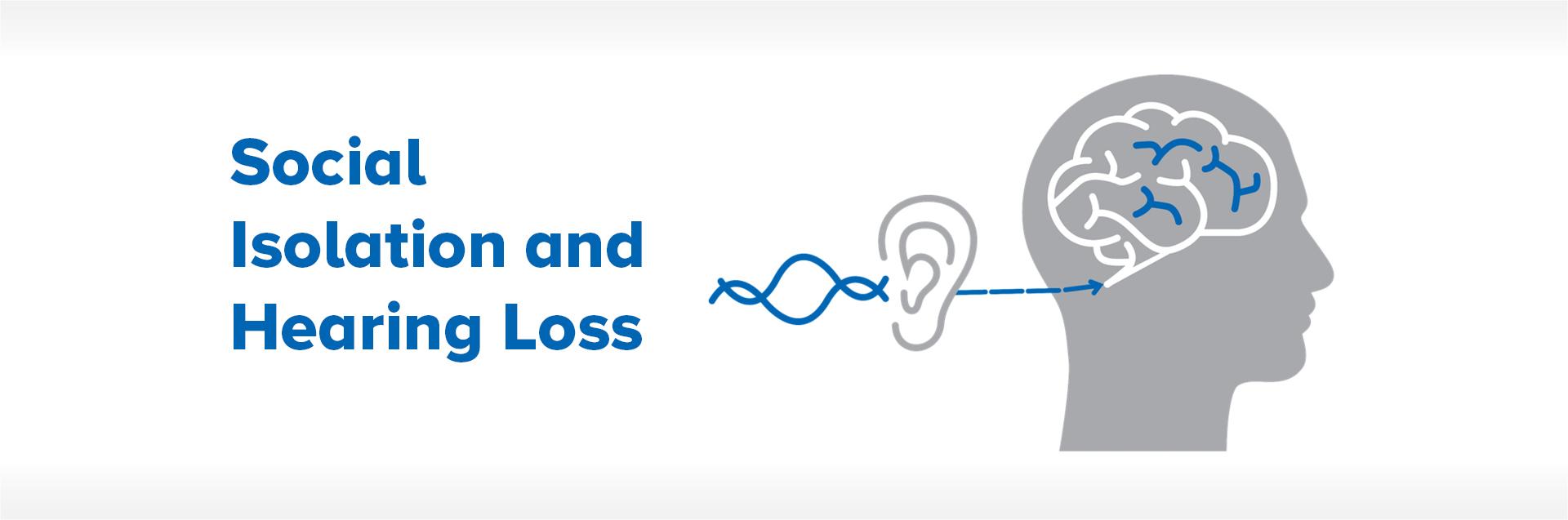 Social Isolation and Hearing Loss