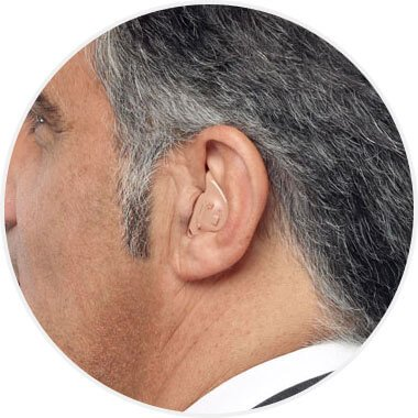 In-the-ear full shell hearing aids