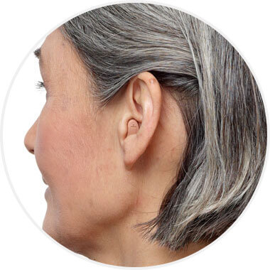 What are in the ear (ITE) hearing aids?