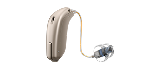 An audiologist can help you find behind-the-ear hearing aids