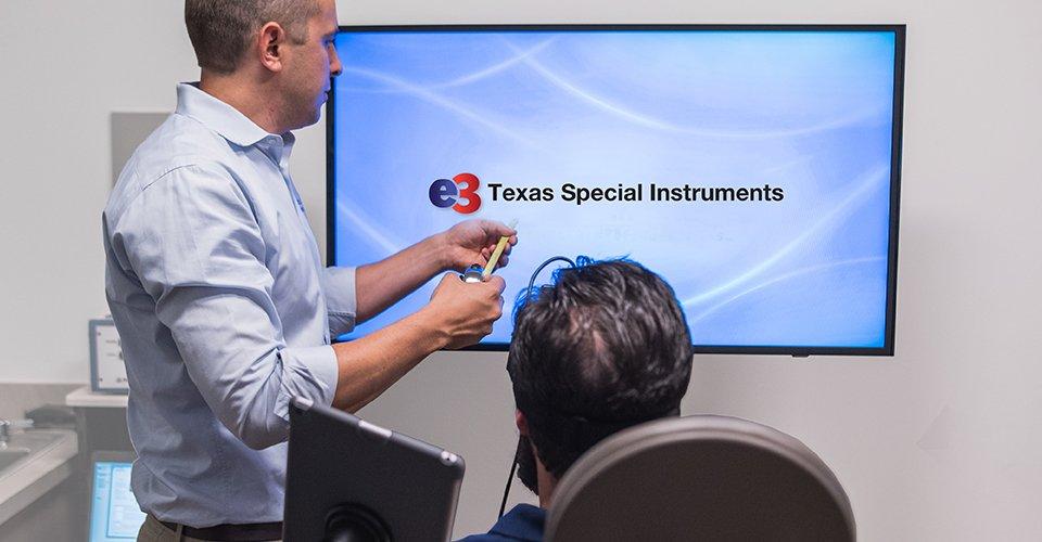 e3 Texas Special Instruments