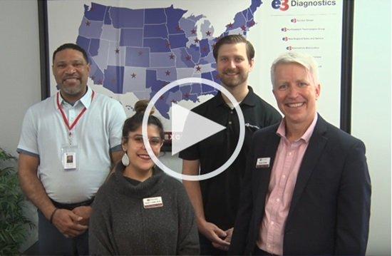 e3 Diagnostics Video