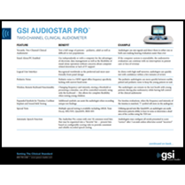AudioStar Pro Facts and Benefits