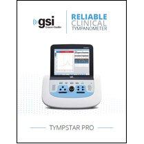 TympStar Pro Tympanometer Brochure