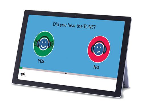 AMTAS Flex Automated Audiometry