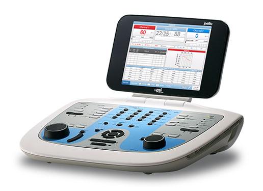 Pello 1.5 Channel Diagnostic Audiometer from Grason-Stadler