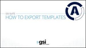 gsi-suite-export-templates