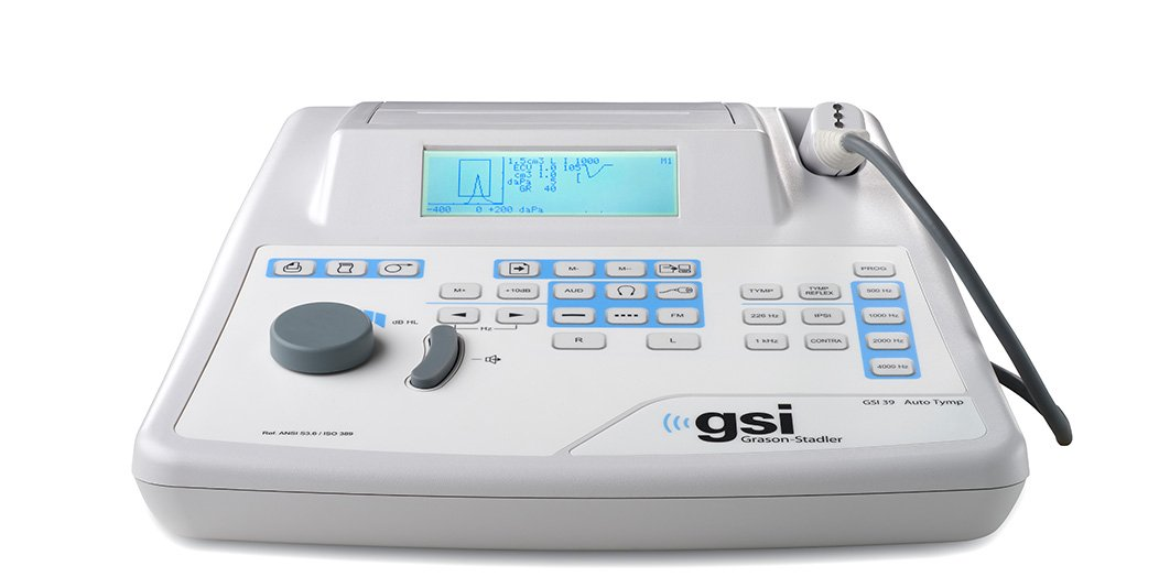 GSI 39 Combined Audiometry Tympanometry