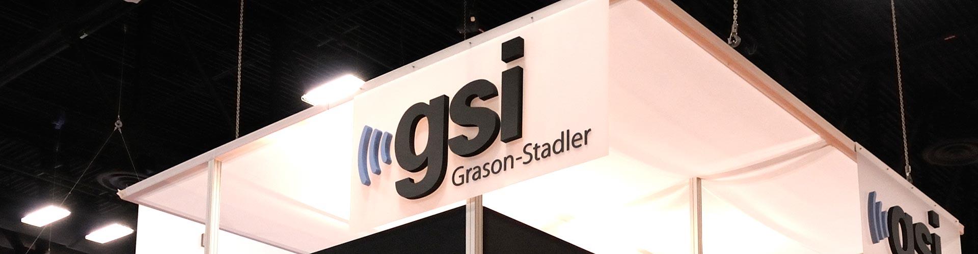 Grason-Stadler Trade Show Booth