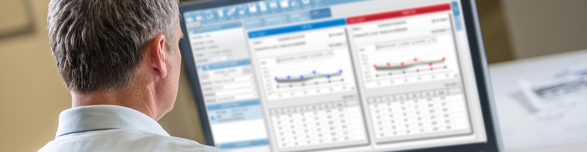 Otoacoustic Emissions Data Management