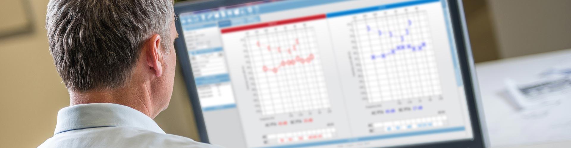 Audiologist emr data management