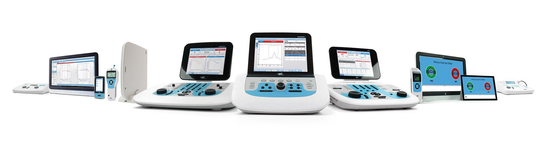 Grason-Stadler audiometric products