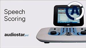 AudioStar Pro Speech Scoring Tutorial