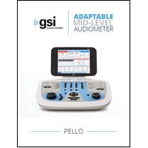 Pello Diagnostic Audiometer Brochure