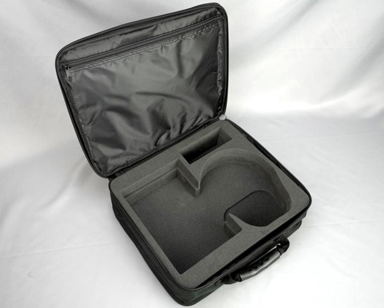 Black Zippered Case 2 Part# 8100192