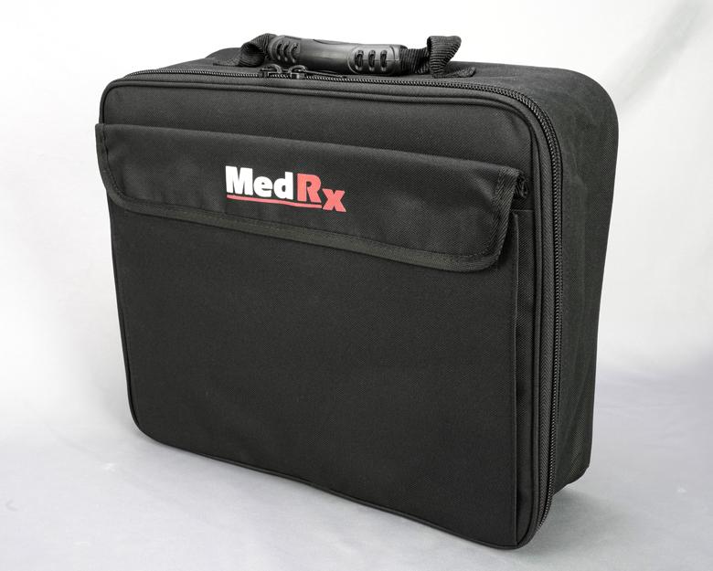 Black Zippered Case Part# 8100192