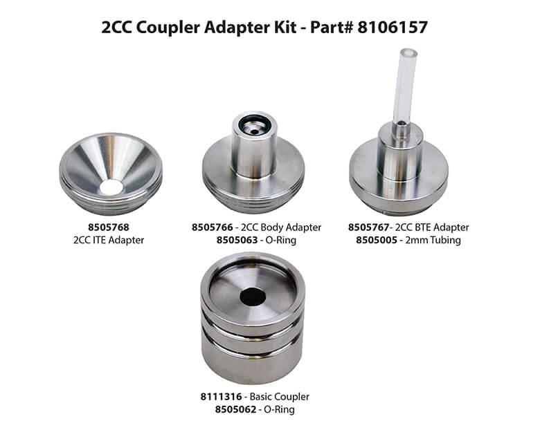 2CC Coupler Adapter Kit HIT
