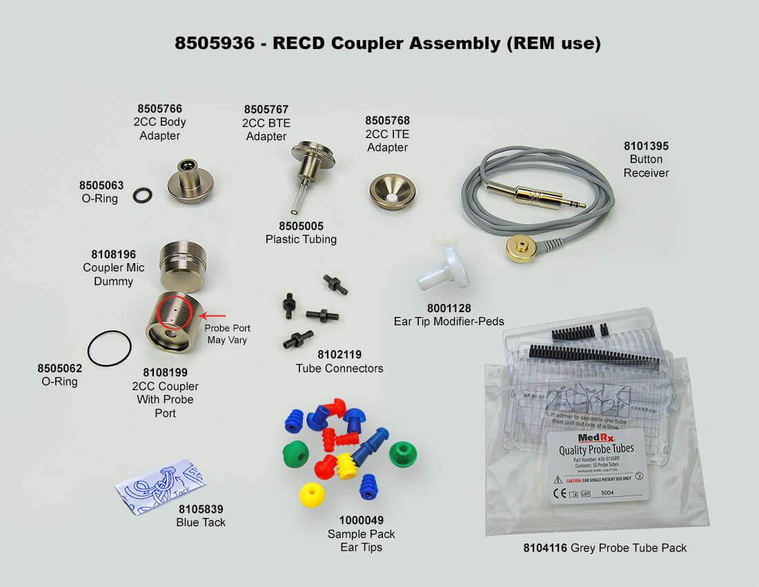 RECD Coupler Assembly Part#8505936