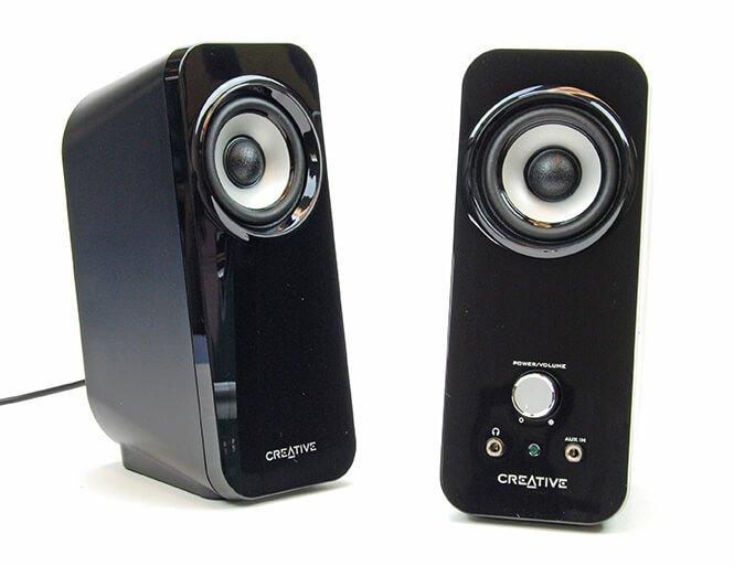 Desktop Speaker Set Part# 8505033