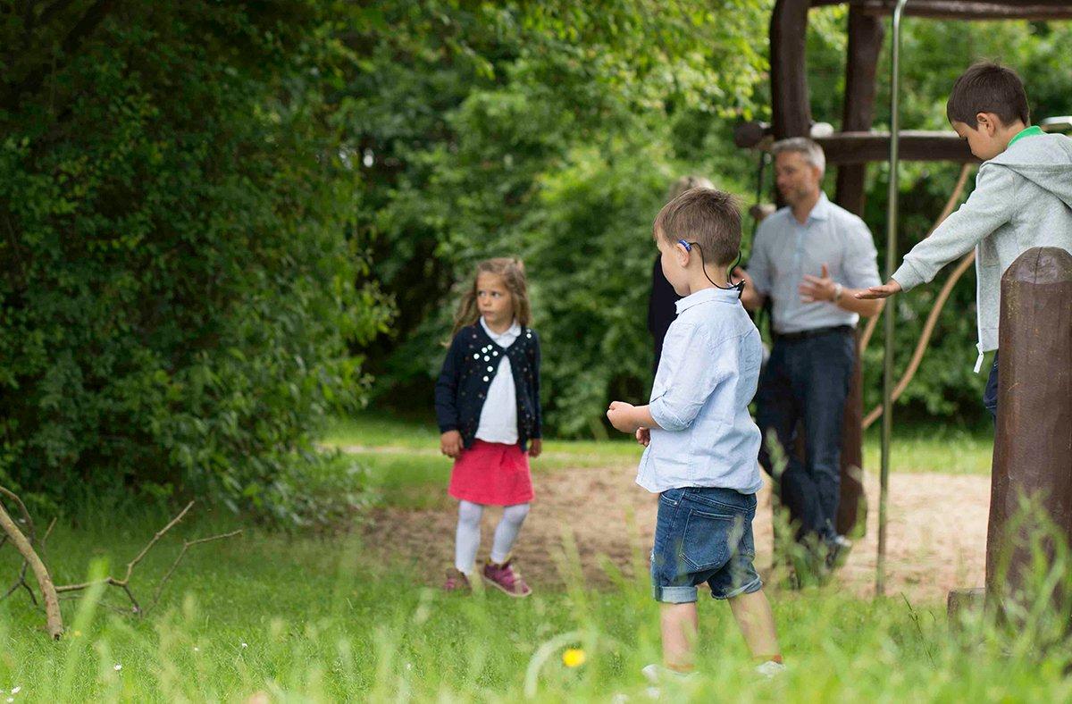 SafeLine for children