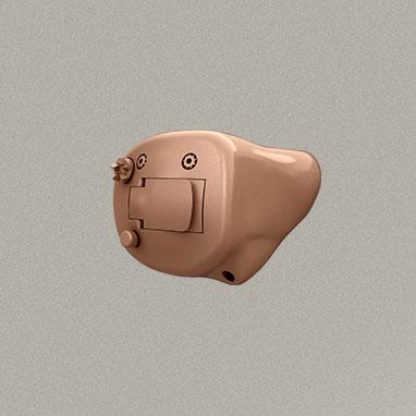 Half Shell hearing aids