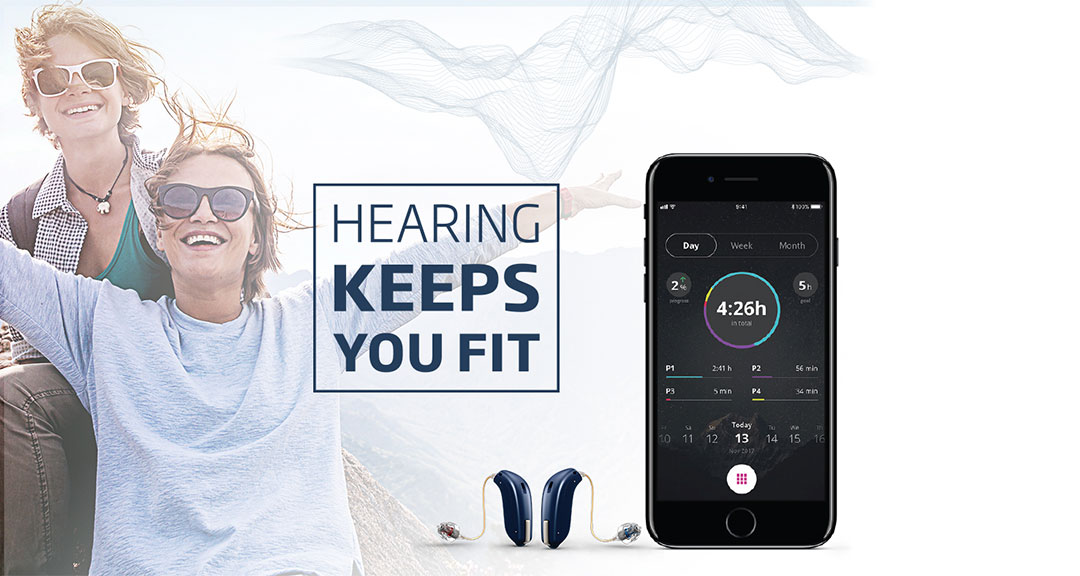 HearingFitness aid app