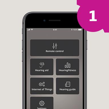 Oticon ON App Version 2.0