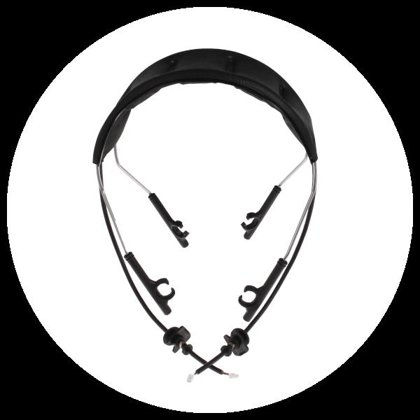 Circumaural Headband assembly