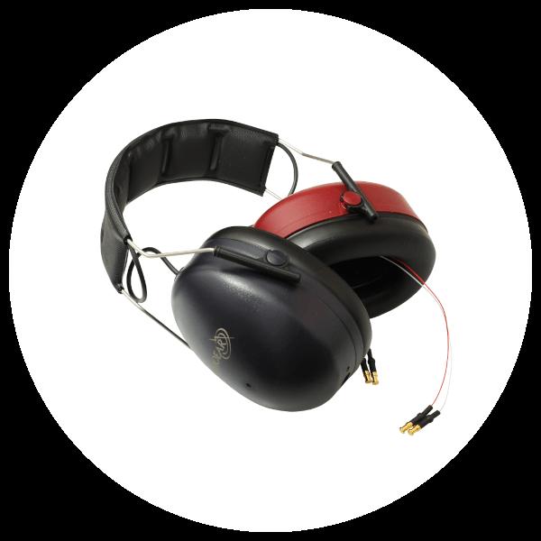 Circumaural Headband without cable