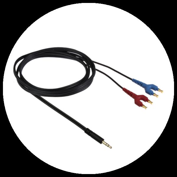 Dual Mono earphone cable model P4434