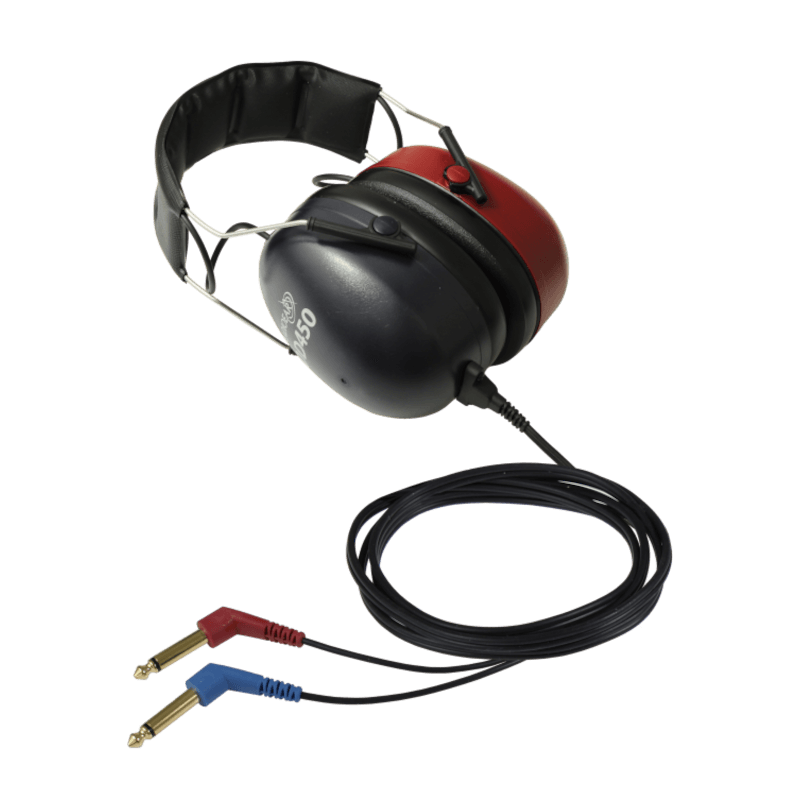 DD450 High Frequency Headset with two 30deg mono jacks