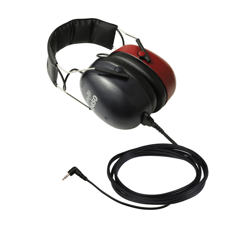 DD450 High Frequency Headset with one 90deg stereo mini jack
