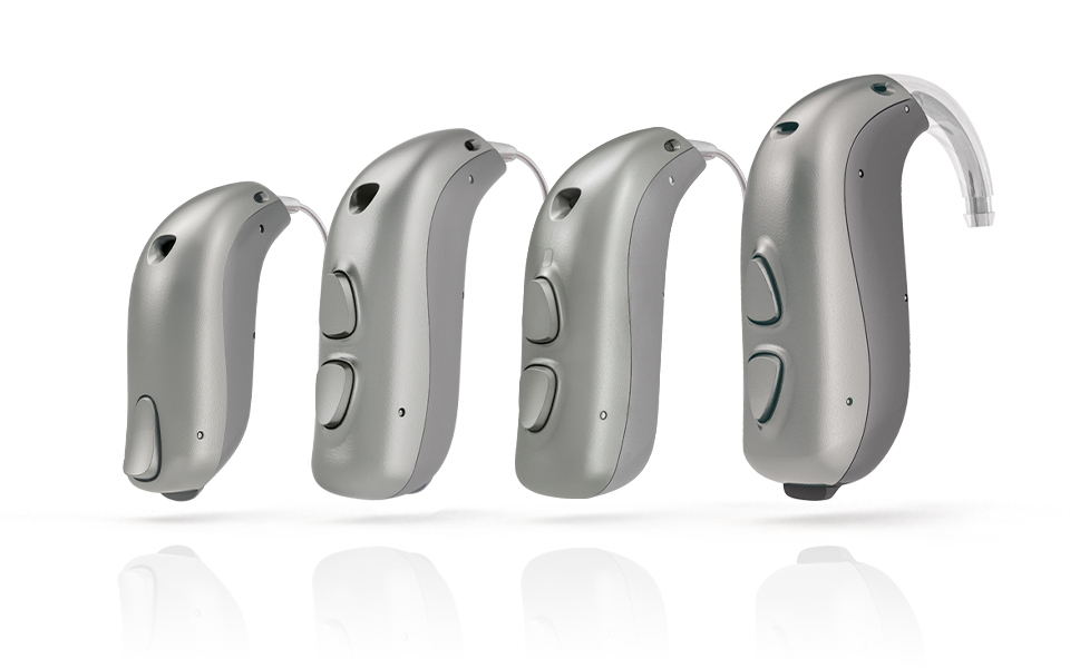 Captivate Hearing Aid Lineup by Sonic