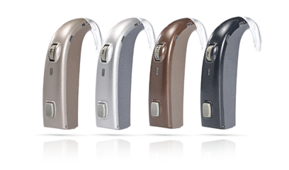 Sonic Journey Hearing Aids Lineup