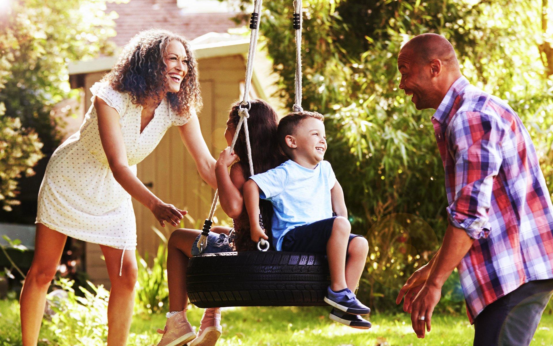 Radiant Family Lifestyle