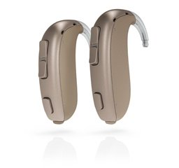 Trek Hearing Aid Lineup by Sonic
