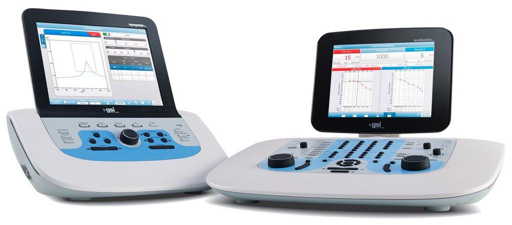 Audiometer and Tympanometer