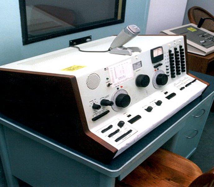 Pure Tone Speech Audiometer