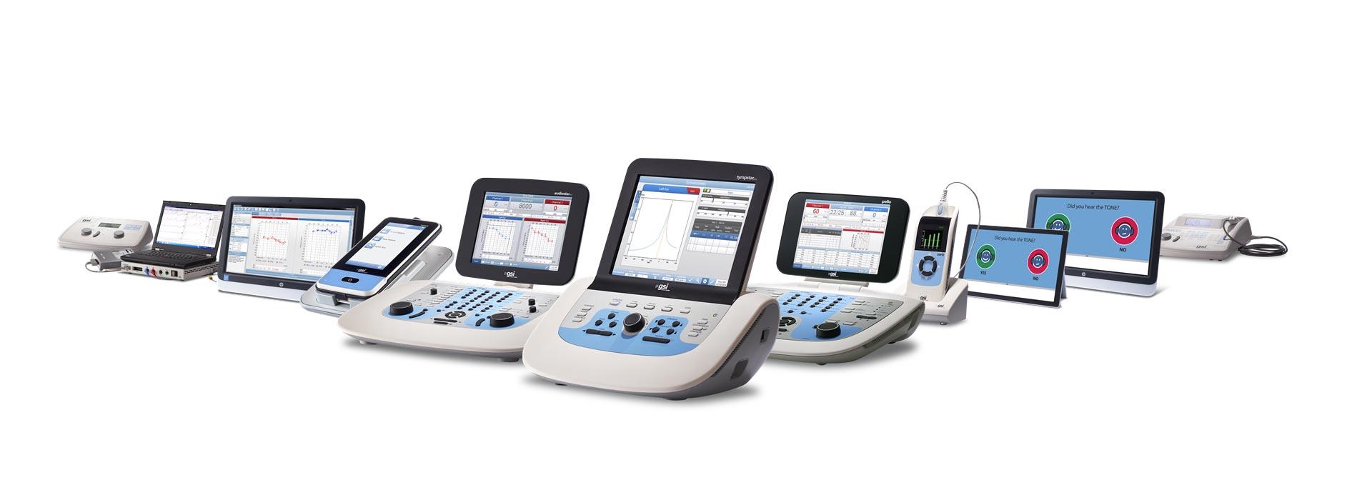 GSI Audiometric Instrumentation